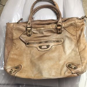 💯 Genuine Leather Made in Italy 🇮🇹 Vintage Bag